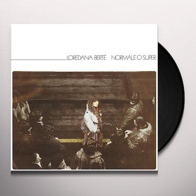 NORMALE O SUPER Vinyl Record