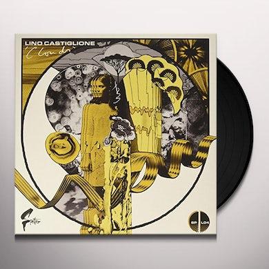 CLOUDS Vinyl Record