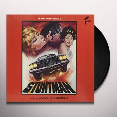 Carlo Rustichelli STUNMAN / Original Soundtrack Vinyl Record