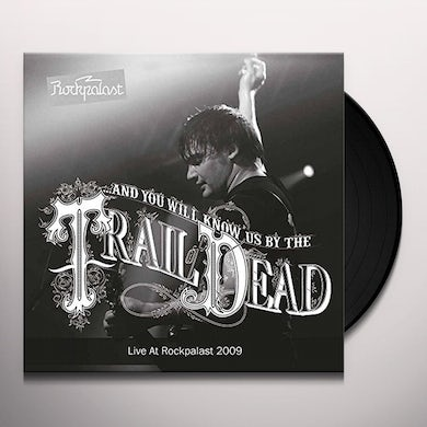...And You Will Know Us by the Trail of Dead LIVE AT PROCKPALAST 2009 Vinyl Record