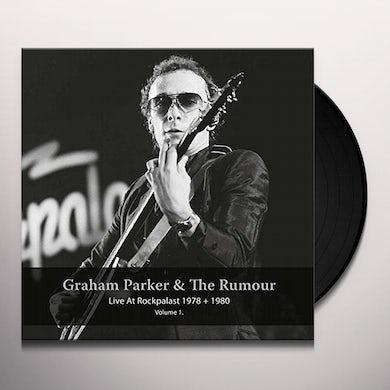 Graham Parker LIVE AT ROCKPALAST 1978 & 1980 - VOL 1 Vinyl Record