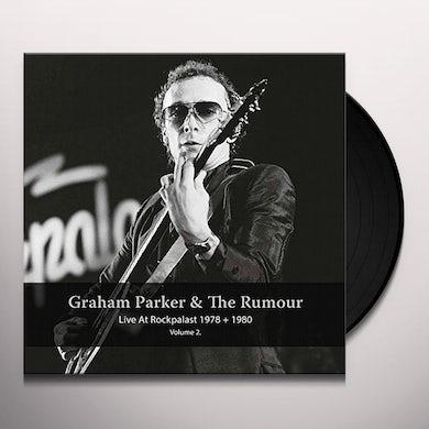 Graham Parker LIVE AT ROCKPALAST 1978 & 1980 - VOL 2 Vinyl Record