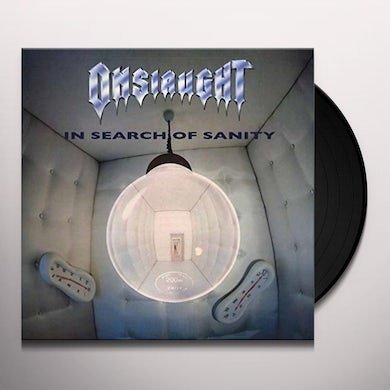Onslaught IN SEARCH OF SANITY Vinyl Record