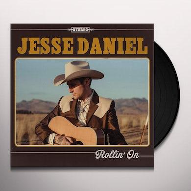 Jesse Daniel ROLLIN' ON Vinyl Record