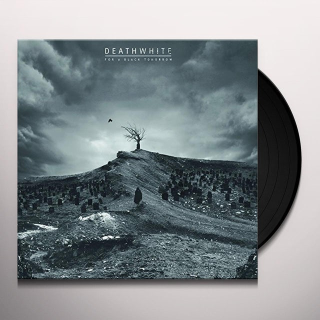 Deathwhite FOR A BLACK TOMORROW Vinyl Record