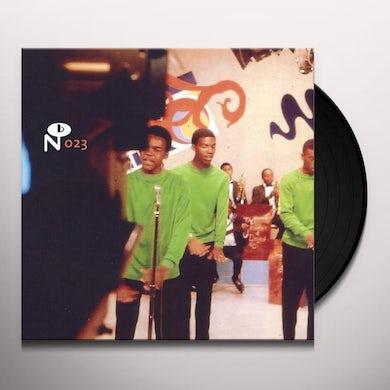 ECCENTRIC SOUL: YOUNG DISCIPLES / VARIOUS Vinyl Record