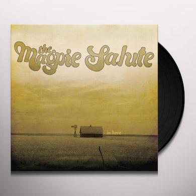 "In Here EP (10"") Vinyl Record"