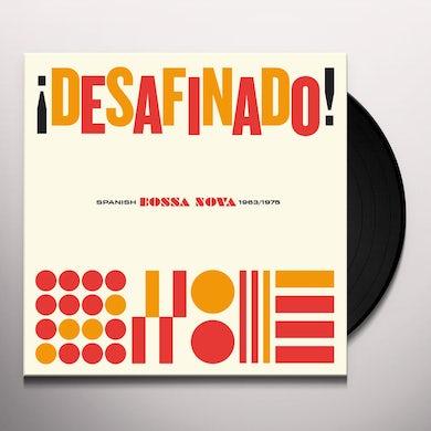 Desafinado Spanish Bossa Nova / Various Vinyl Record
