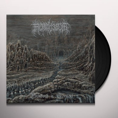 PRESERVED IN TORMENT Vinyl Record