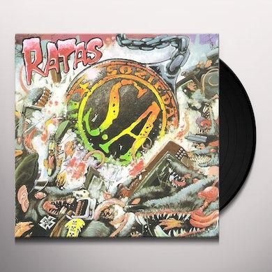 Soziedad Alkoholika RATAS Vinyl Record