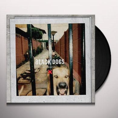 Boys Night Out BLACK DOGS Vinyl Record