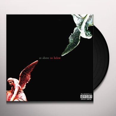 Vinnie Paz AS ABOVE SO BELOW Vinyl Record