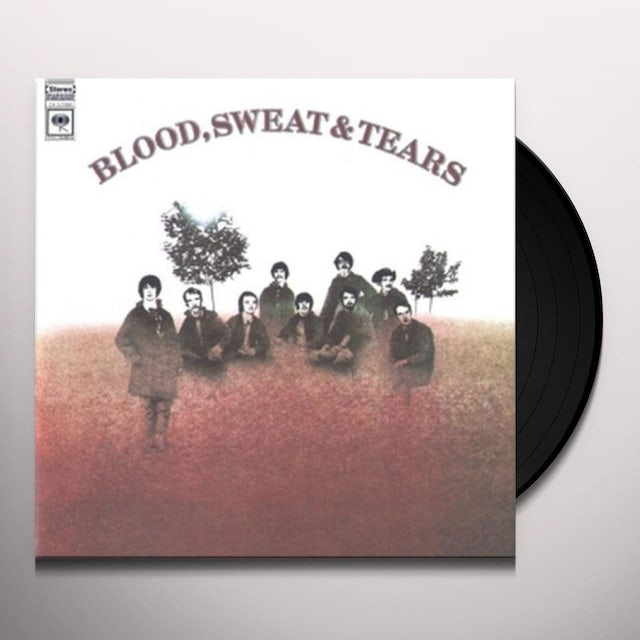 Blood Sweat & Tears Vinyl Record