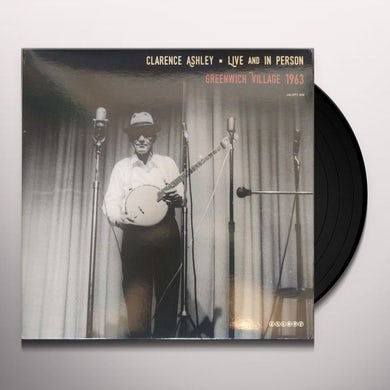 LIVE AND IN PERSON Vinyl Record