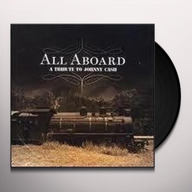 Johnny Cash Vinyl Record
