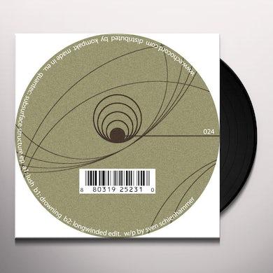 Quantec SUBSURFACE STRUCTURE Vinyl Record