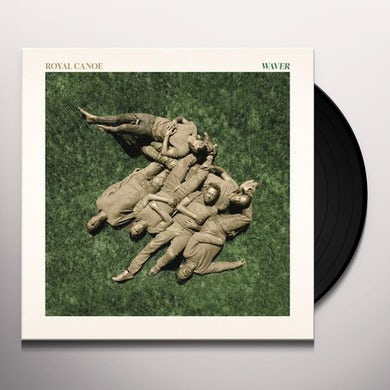WAVER Vinyl Record