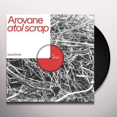 ATOL SCRAP (2021) Vinyl Record