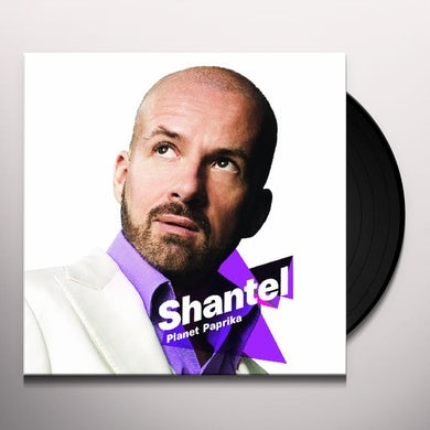 Shantel PLANET PAPRIKA Vinyl Record