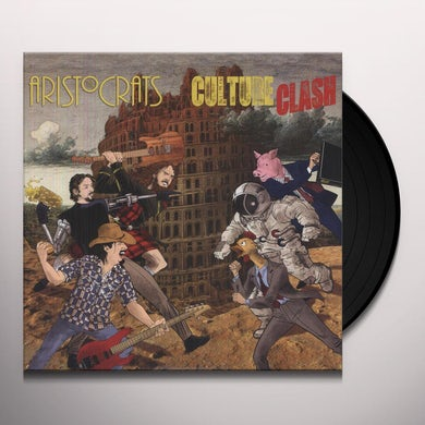 Aristocrats CULTURE CLASH Vinyl Record