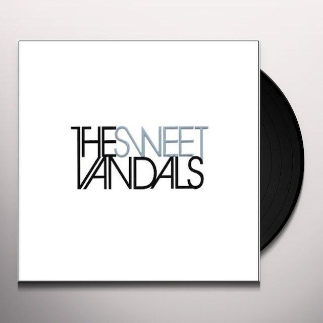 The Sweet Vandals Vinyl Record - Sweden Release