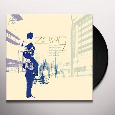Zero 7 7 X 7 Vinyl Record