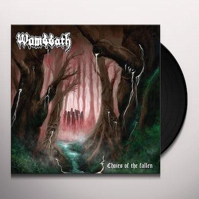 Wombbath CHOIRS OF THE FALLEN Vinyl Record