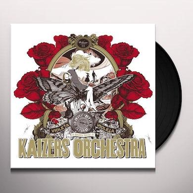 Kaizers Orchestra VIOLETA VIOLETA VOL III Vinyl Record