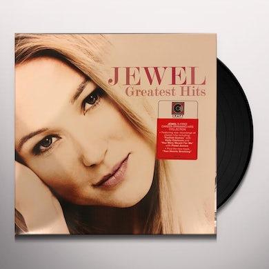 Jewel GREATEST HITS Vinyl Record