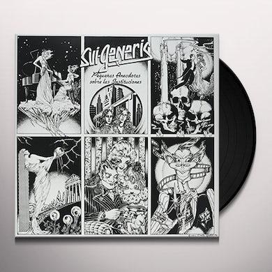PEQUENAS ANECDOTAS Vinyl Record