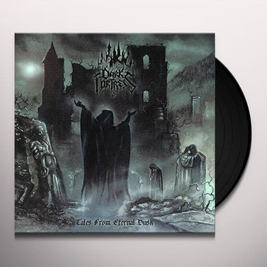 DARK FORTRESS TALES FROM ETERNAL DUSK Vinyl Record