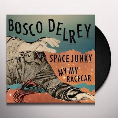 SPACE JUNKY / MY MY RACECAR Vinyl Record