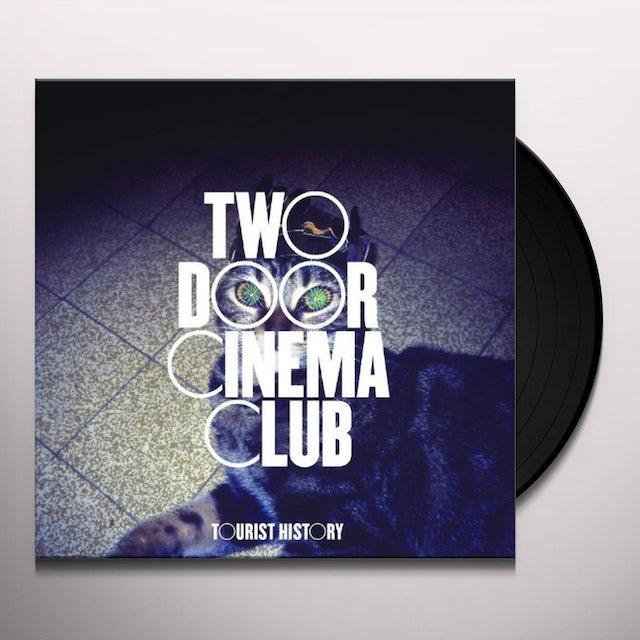 Two Door Cinema Club TOURIST HISTORY Vinyl Record