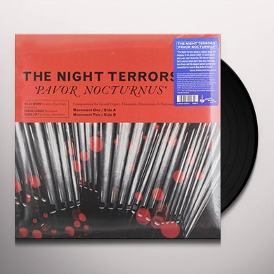 Night Terrors PAVOR NOCTURNUS Vinyl Record