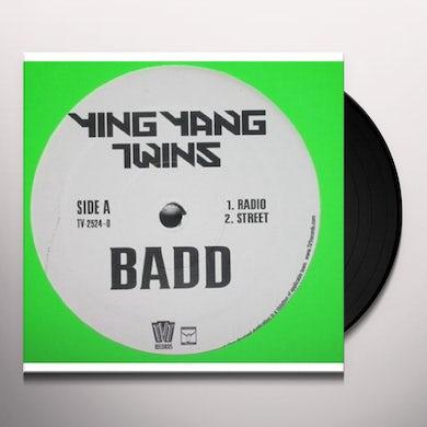 Ying Yang Twins BADD Vinyl Record