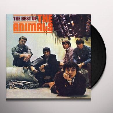 The Best Of The Animals (LP) Vinyl Record