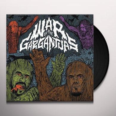 Philip Anselmo H & Warbeast WAR OF THE GARGANTUAS Vinyl Record