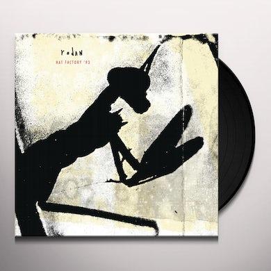 Rodan HAT FACTORY 93 Vinyl Record