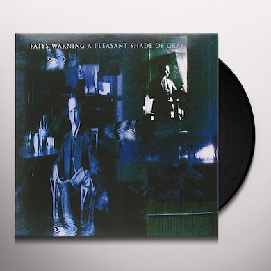 Fates Warning PLEASANT SHADE OF GRAY Vinyl Record