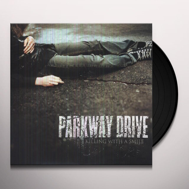 Parkway Drive KILLING WITH A SMILE Vinyl Record