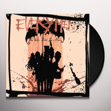 Everymen WHEN WATER'S THICKER THAN BLOOD Vinyl Record