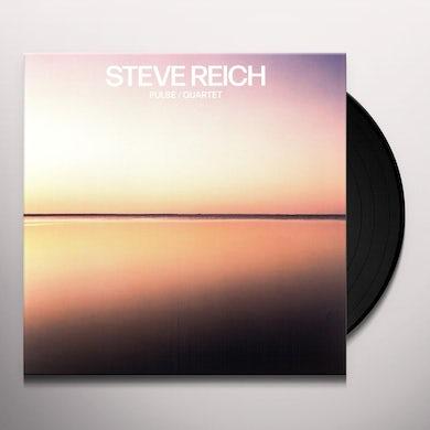 Steve Reich PULSE / QUARTET Vinyl Record