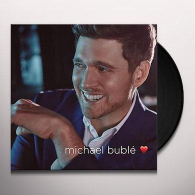 Michael Bublé LOVE Vinyl Record