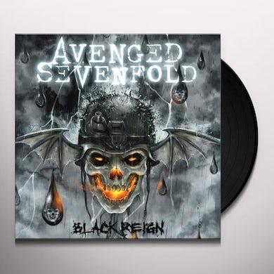 Avenged Sevenfold BLACK REIGN Vinyl Record