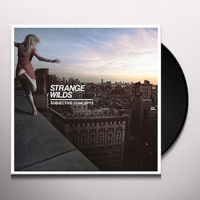 SUBJECTIVE CONCEPTS Vinyl Record