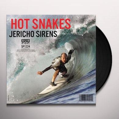 Hot Snakes JERICHO SIRENS Vinyl Record