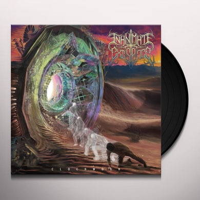INANIMATE EXISTENCE CLOCKWORK Vinyl Record