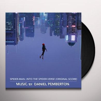 Daniel Pemberton SPIDER-MAN: INTO THE SPIDER-VERSE (SCORE) / Original Soundtrack Vinyl Record