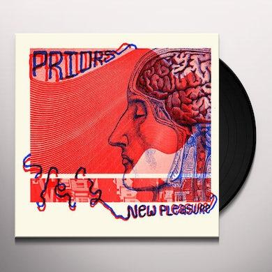 NEW PLEASURE Vinyl Record
