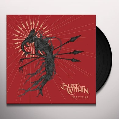 Bleed From Within FRACTURE Vinyl Record